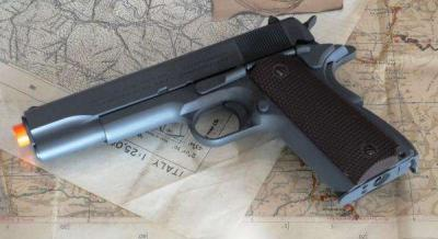 COLT 1911 100TH ANNIVERSARY SCARRELLANTE A CO2